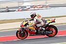 Des chutes mais toujours des ambitions de victoire pour Márquez