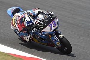 Moto2 Prove libere Barcellona, Libere 3: Marquez soffia la vetta a Pasini in extremis
