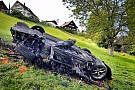 Hillclimb Swiss hillclimb organisers fined over fiery Hammond crash