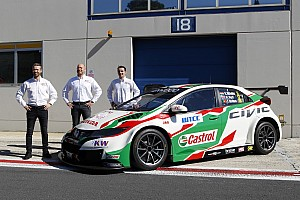 WTCC Interview Huff: Honda's engine power has improved dramatically