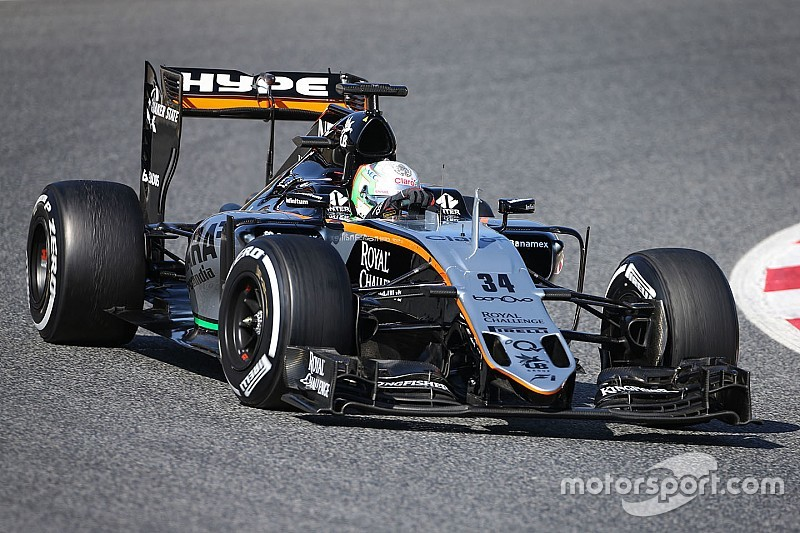 Celis to drive in FP1 in Bahrain