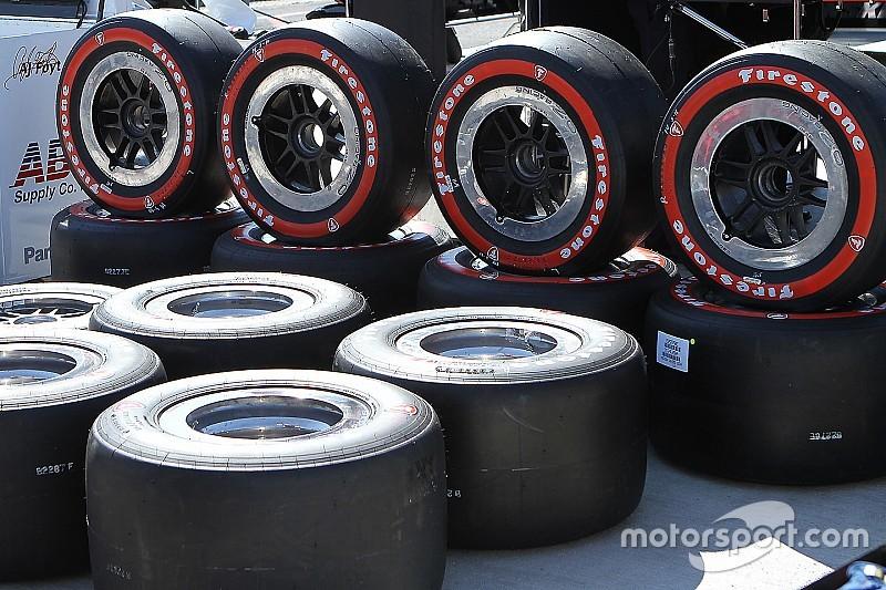 Firestone будет поставлять шины для IndyCar до 2025 года