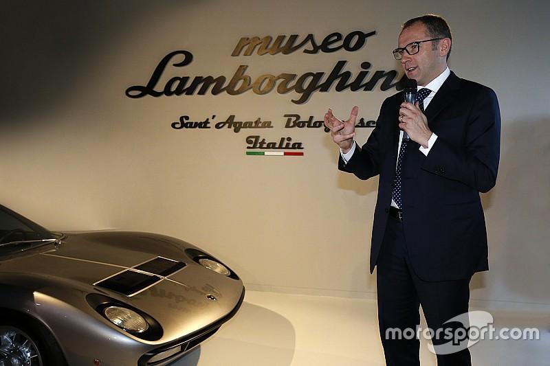 """Domenicali: """"Lamborghini? Mi piace che sia una rivale di altri Costruttori"""""""