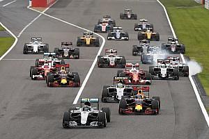 Formel 1 Kommentar Kolumne von Felipe Massa: Warum die Formel-1-Starts so schwierig sind