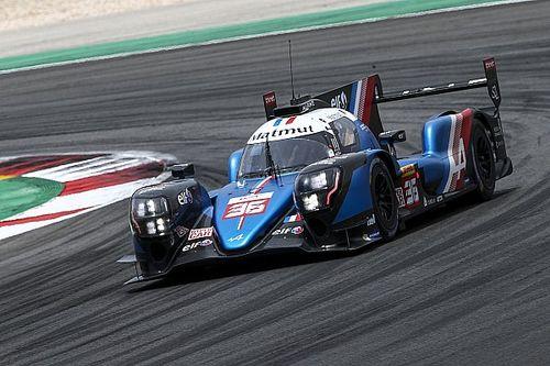 Alpine supera a Toyota y alcanza la pole en Portimao