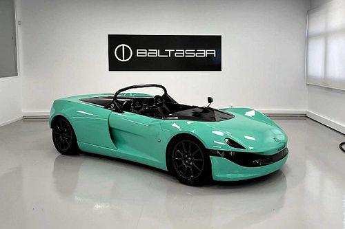 Baltasar Revolt, Mobil Listrik Super Ringan Bertenaga 500 HP