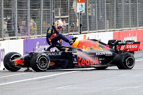 Pirelli про Баку: Red Bull и Aston Martin сгубила стоячая волна