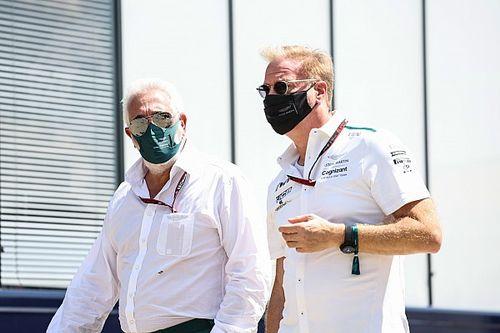 """Elégedetlen Aston-mérnökök: """"Stroll érkezése óta belső problémák vannak"""""""