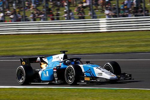 F2, Silverstone: monologo di Richard Verschoor in Gara 2