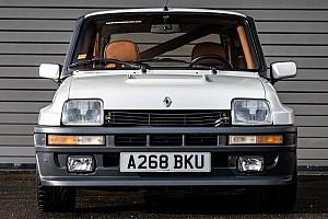 Un Renault 5 Turbo 2, a subasta