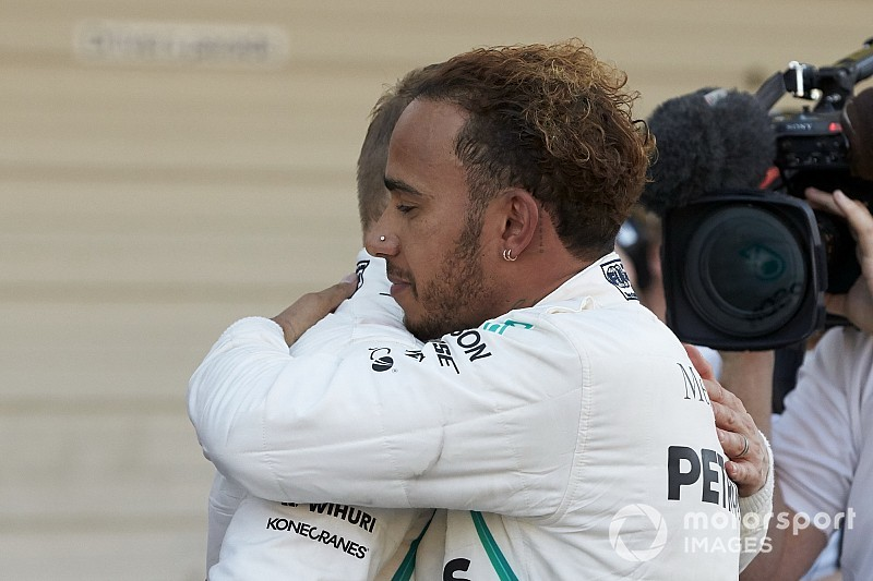 Hamilton: Mercedes
