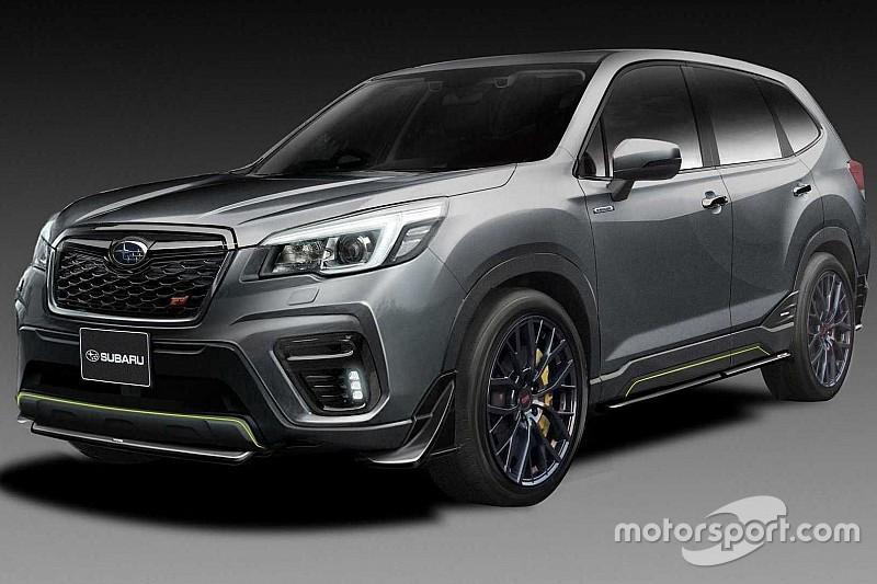 Subaru підготувала концепти Forester STI та Impreza STI до Токійського автосалону