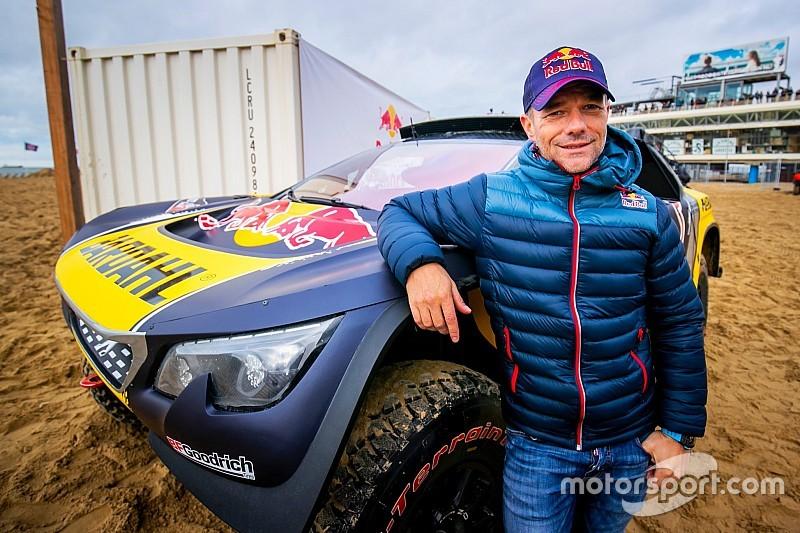 'Bescheiden' Loeb ziet zichzelf niet als favoriet voor eindzege in Dakar 2019