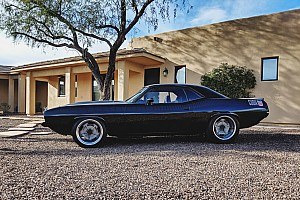 Plymouth Barracuda from Fast & Furious set for Speed Soiree