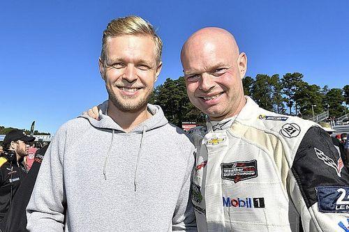 Отец и сын Магнуссены проедут «Ле-Ман» в одном экипаже. И станут соперниками Русинова