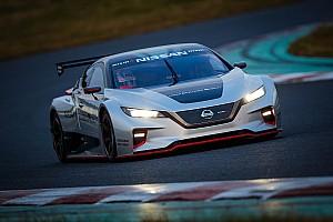 A Formula E-ben is mutogatni fogják az új Nissan Leaf Nismo RC-t