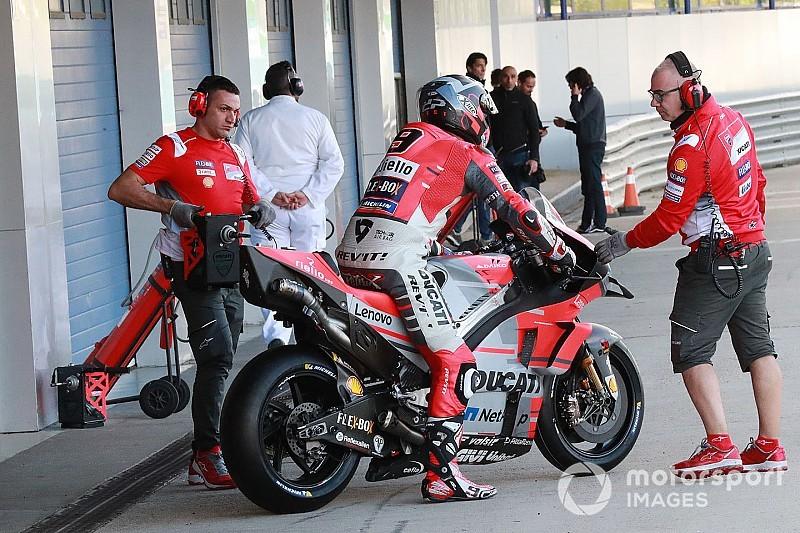 Петруччі: Заводська команда Ducati набагато краща за Pramac