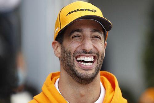 Ricciardo: Egyértelmű, hogy meg fogom támadni Verstappent és Hamiltont!