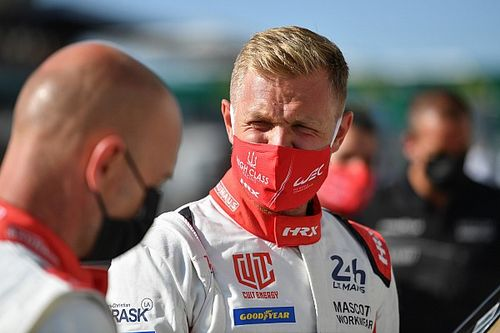 """Magnussen relishes """"really cool"""" first Le Mans experience"""