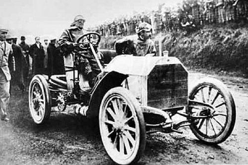 Paris 1900: O ano em que o automobilismo fez parte das Olimpíadas