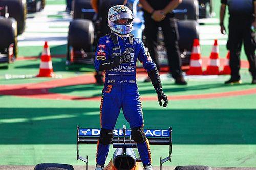 "Ricciardo : ""Quelque chose s'est emparé de moi"""