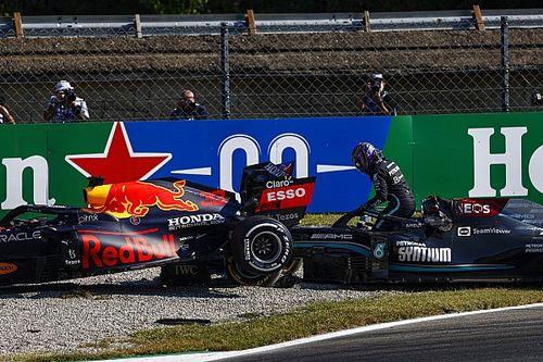 Хэмилтон признал аварию с Максом неизбежной частью гонок