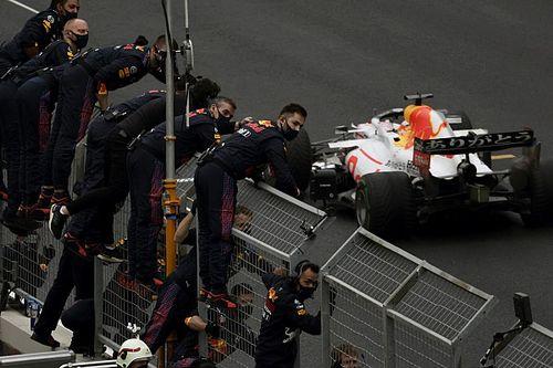 Марко намекнул на проблемы с шасси Ферстаппена