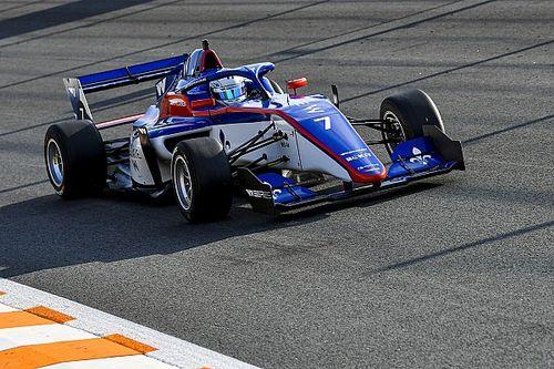Kimilainen snelste in kwalificatie W Series Zandvoort