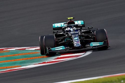 Боттас объяснил прогресс Mercedes. Дело не в моторе