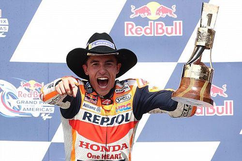 Americas MotoGP: Marquez dominates, Quartararo extends points lead