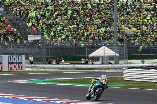 バレンティーノ・ロッシ、ついに最後の母国戦。「特別なレースになる。ファンに楽しんでもらいたい」