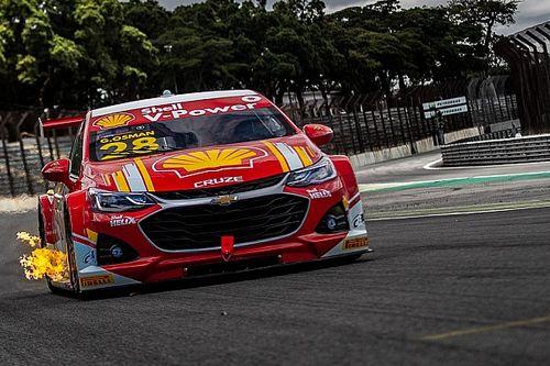 Stock Car: Equipe Shell V-Power firma parceria com Hospital Erastinho em Curitiba