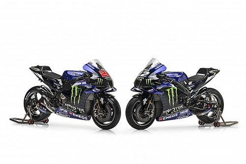 MotoGP: ecco le Yamaha M1 ufficiali di Vinales e Quartararo