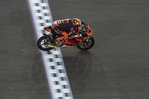Qatar Moto3 test: Masia fastest as rookies impress