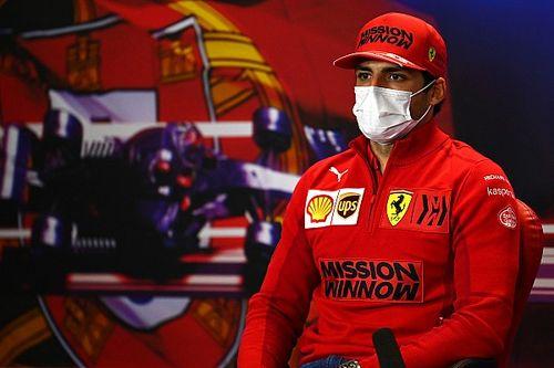 Феттель не давал Сайнсу советов о Ferrari