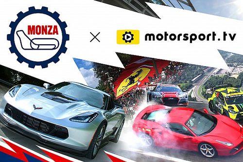 Autodromo Nazionale Monza gaat live met Motorsport.tv