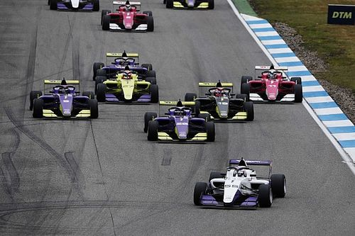 W Series se aseguran ocho rondas como categoría de apoyo de F1 en 2021
