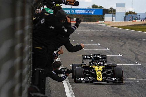 """Abiteboul: """"Ricciardo, Renault'nun gelişiminde çok önemli"""""""
