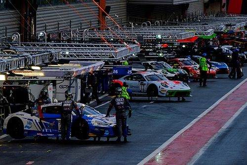 Spa 24 Hours delayed after horror crash in support race