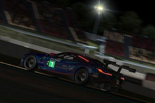 MSi eSports vuelve a ganar las 24h Simracing Circuit de Barcelona-Catalunya