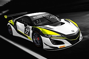 Honda запустит команду имени Дженсона Баттона в Blancpain GT