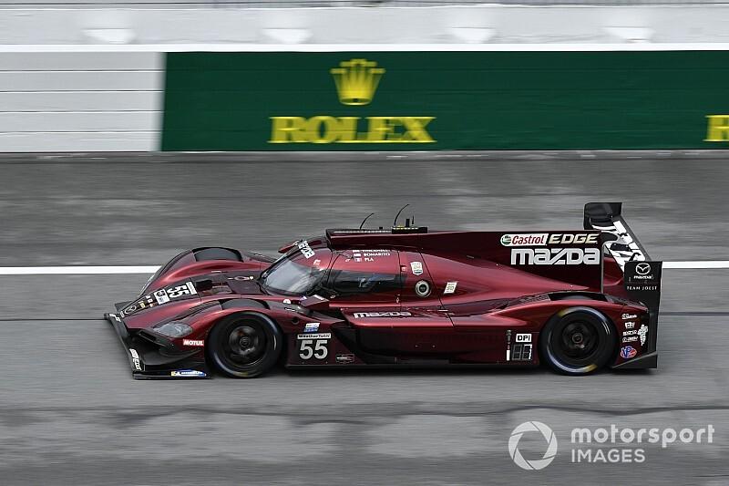 24 uur Daytona: Mazda topt VT2, Alonso noteert zevende tijd
