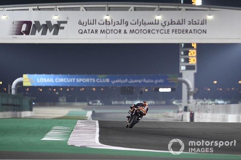 Галерея: перший день тестів MotoGP у Катарі