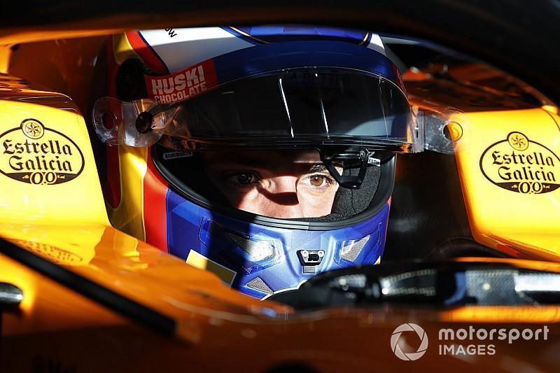 Sainz: No vamos a Australia a hacer podio ni top 5