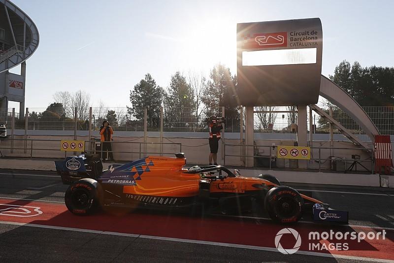Тести Ф1 у Барселоні, день 5: McLaren - лідер дня, у Ferrari та Mercedes перші проблеми