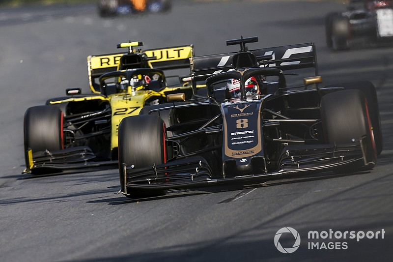 Grosjean: F1 cars now