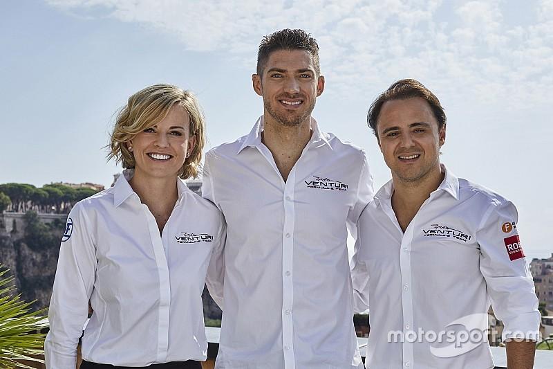 Mortara-Massa, la alineación de Venturi para la temporada 2018/2019 de Fórmula E