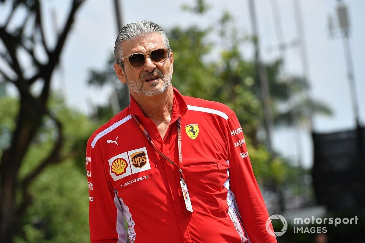 Ferrari підтвердила вихід Аррівабене з посади керівника команди Ф1
