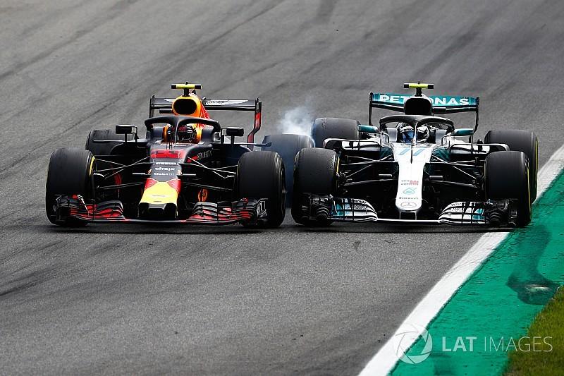 Mercedes: Verstappen-Bottas teması olmasa ilk iki sıra mümkündü