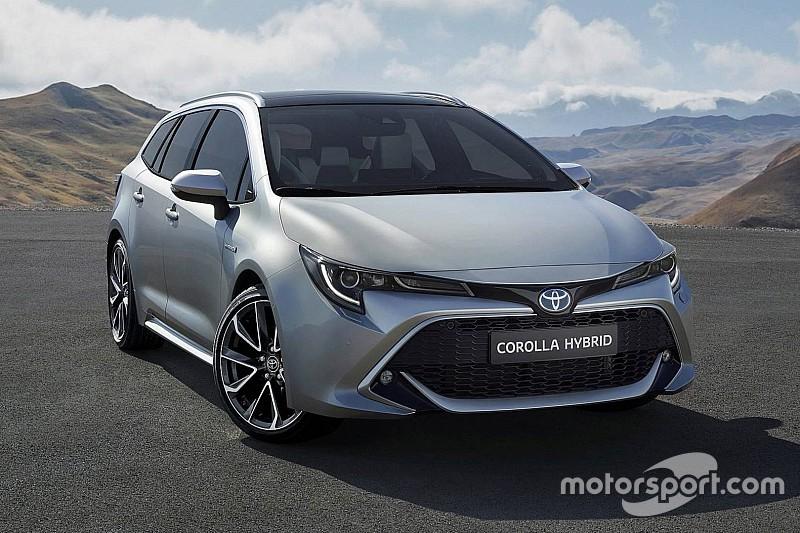 Toyota Corolla отримала нову версію Touring Sports